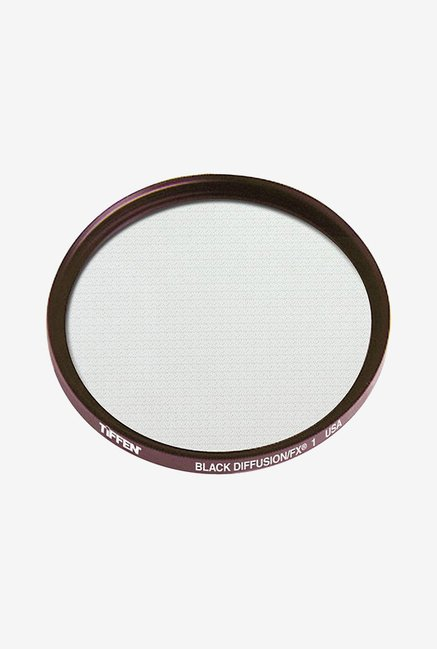 Tiffen 49mm Black Diffusion/FX 1 Filter (Black)