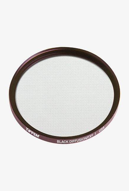 Tiffen 52mm Black Diffusion/FX 1 Filter (Black)