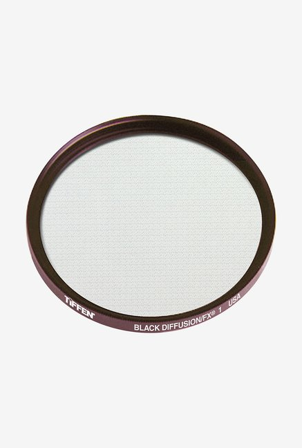 Tiffen 58mm Black Diffusion/FX 1 Filter (Black)