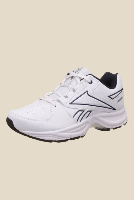 Reebok Comfort White Running Shoes