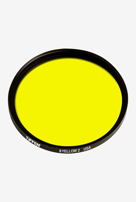 Tiffen 72mm Filter (Yellow 8)