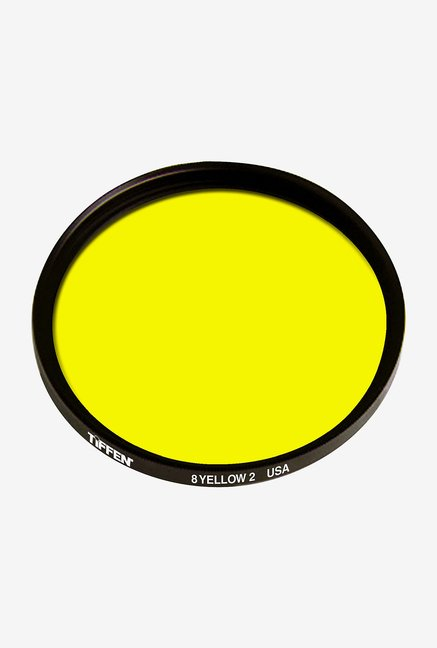 Tiffen 52mm Filter (Yellow 8)