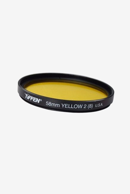 Tiffen 58mm Filter (Yellow 8)