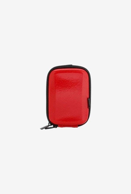 Vivitar VIV-HGC-2-red High-Gloss Series Camera Case (Red)