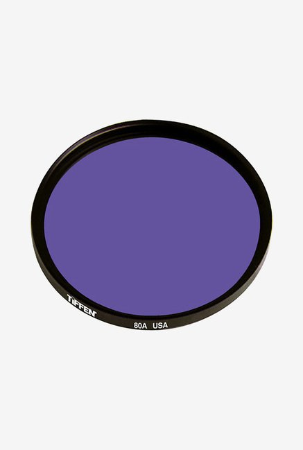 Tiffen 72mm 80A Color Conversion Filter (Black)