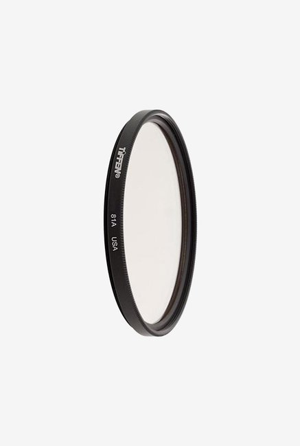 Tiffen 72mm 81 Light Balancing Filter (Black)