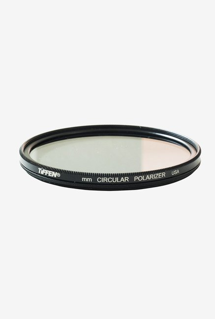 Tiffen 62mm Circular Polarizing Filter (Black)