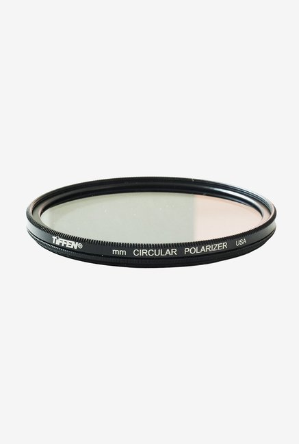 Tiffen 77mm Circular Polarizing Filter (Black)