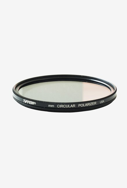 Tiffen 52mm Circular Polarizing Filter (Black)