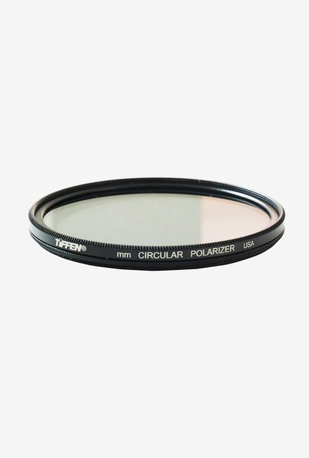 Tiffen 55mm Circular Polarizing Filter (Black)