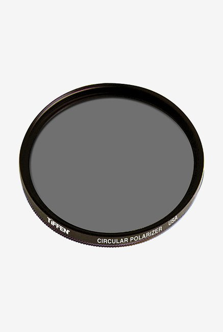 Tiffen 37mm Circular Polarizing Filter (Black)