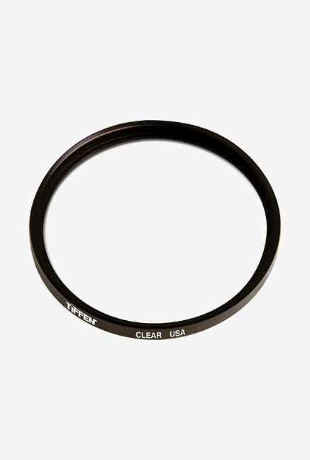 Tiffen 52mm Clear Protection Filter (Black)