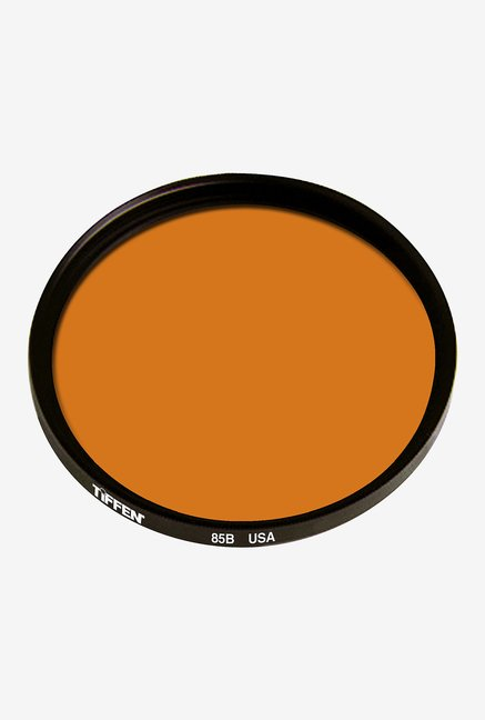 Tiffen 58mm 85B Color Conversion Filter (Black)