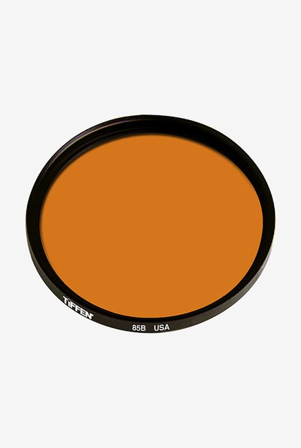Tiffen 72mm 85B Color Conversion Filter (Black)