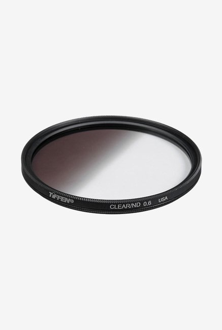 Tiffen 62mm Graduated 0.6 ND Filter (Black)