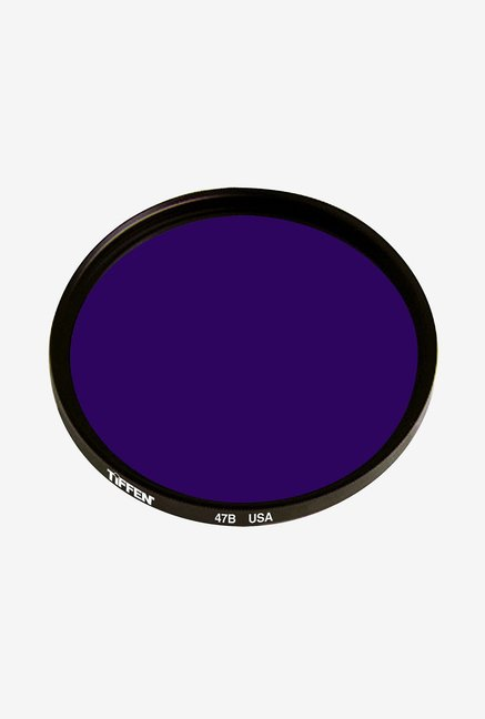 Tiffen 58mm Color Balancing Filter (Blue 47)