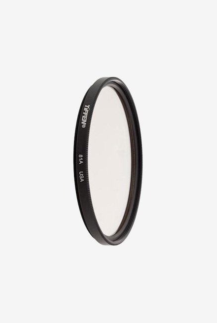 Tiffen 49mm 81A Light Balancing Filter (Black)
