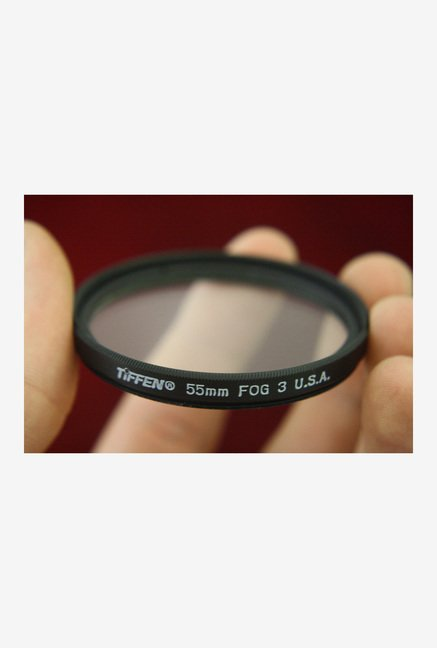 Tiffen 55mm Double Fog 3 Filter (Black)