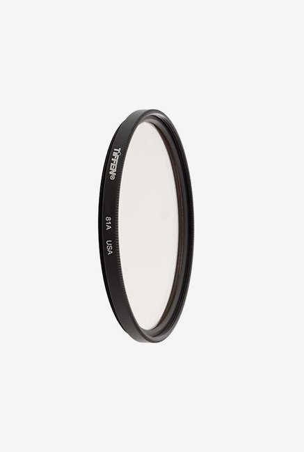 Tiffen 77mm 81A Light Balancing Filter (Black)