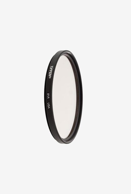 Tiffen 58mm 81A Light Balancing Filter (Black)