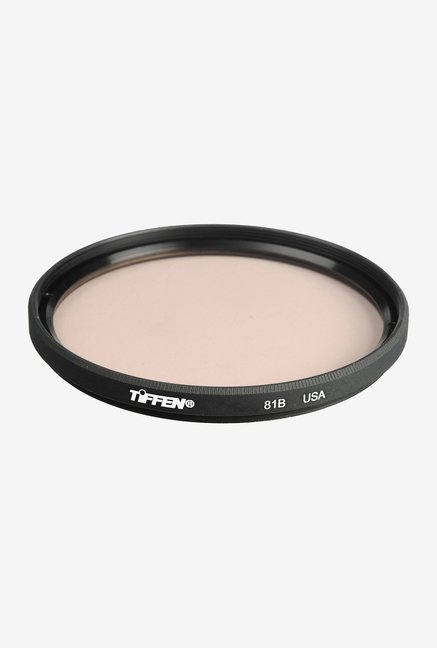 Tiffen 55mm 81B Light Balancing Filter (Black)