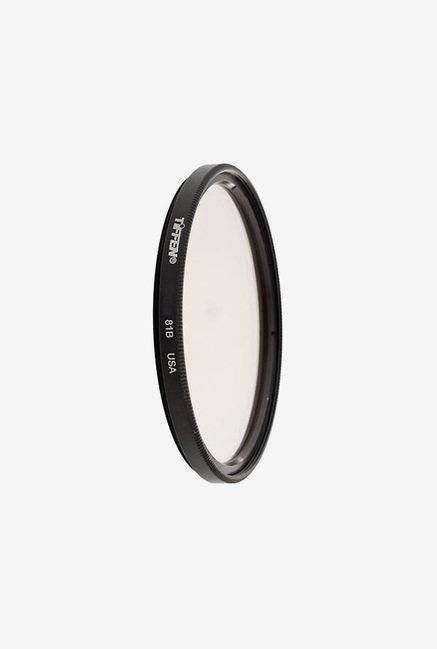 Tiffen 58mm 81B Light Balancing Filter (Black)