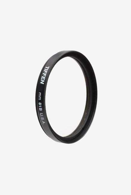 Tiffen 77mm 81B Light Balancing Filter (Black)