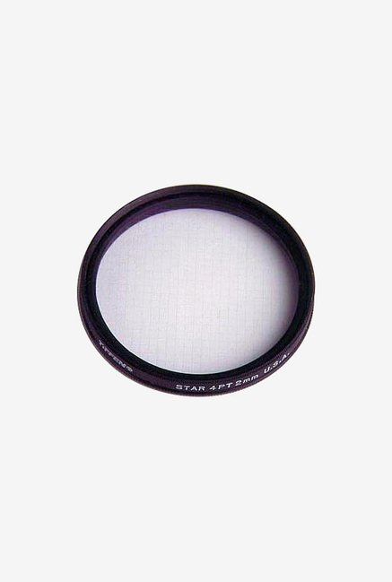 Tiffen 37mm 4pt/2mm Grid Star Effect Filter (Black)