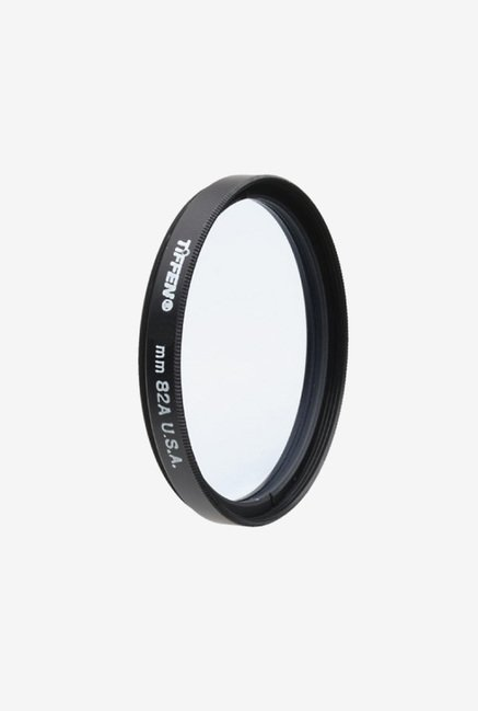 Tiffen 77mm 82A Light Balancing Filter (Black)