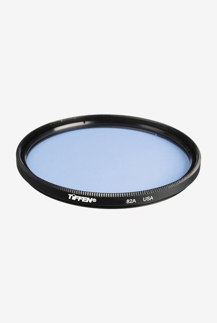 Tiffen 58mm 82A Light Balancing Filter (Black)