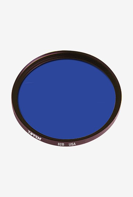 Tiffen 49mm 82B Light Balancing Filter (Black)