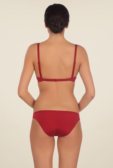Triumph Red Fashion Tanga Panty