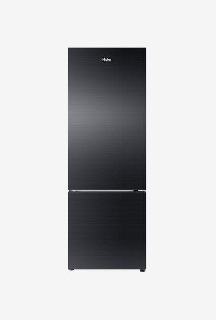 Haier HRB 3404PKG R 320L Refrigerator (Black Glass)