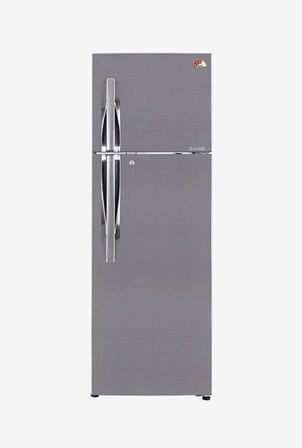 LG GLT322RPZM 308L Refrigerator (Shiny Steel)