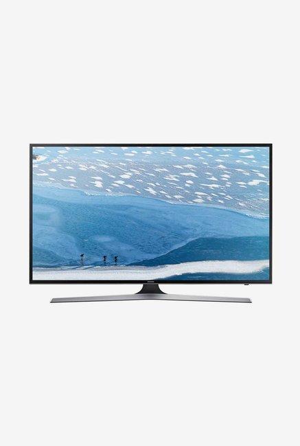 buy samsung 40ku6000 101 6 cm 40 ultra hd 4k led tv black online at best price at tatacliq. Black Bedroom Furniture Sets. Home Design Ideas