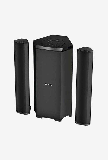 Philips MMS8080B 2.1 Bluetooth Speakers (Black)