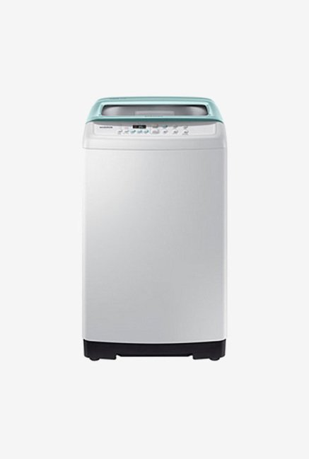 Samsung WA60H4300HB 6 Kg Top Load Machine (Light Grey)