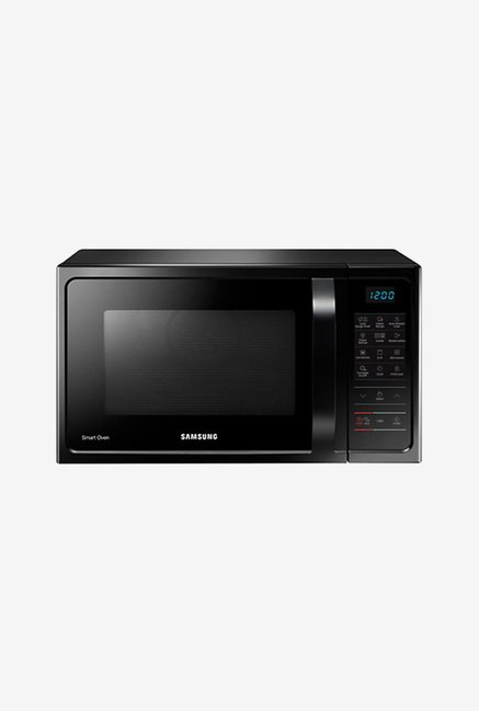Samsung MC28H5023AK 28L Convection Microwave Oven (Black)