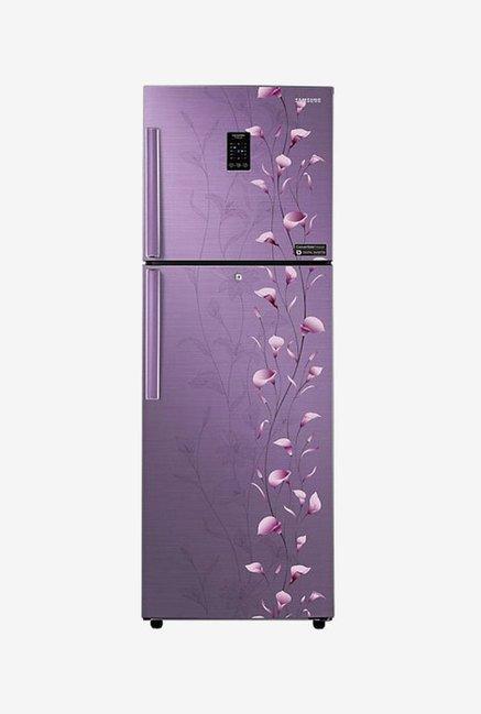 Samsung RT29JSMSAPZ 275 L Refrigerator (Tender Lily Purple)