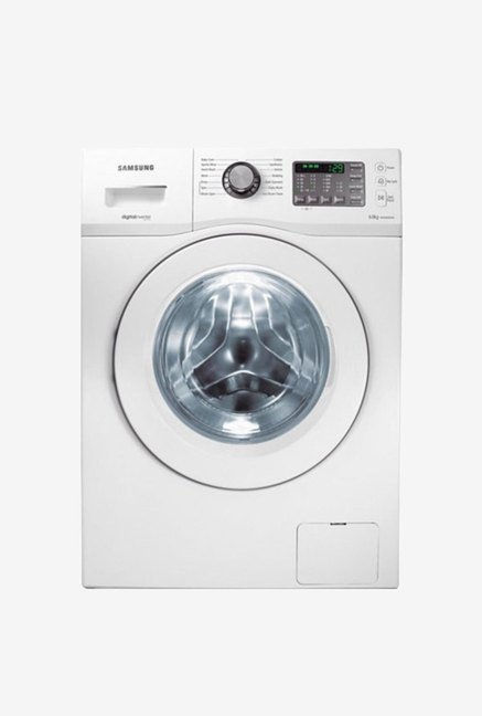 Samsung WF600B0BHWQ 6 Kg Front Load Washing Machine (White)