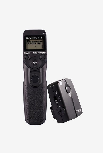 Neewer 2.4 Ghz Fsk Wireless Timer Remote for Olympus E-400
