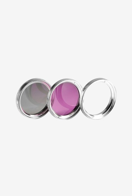 Neewer 37mm Lens Filter Kit for Camcorders (PL+UV+FD)