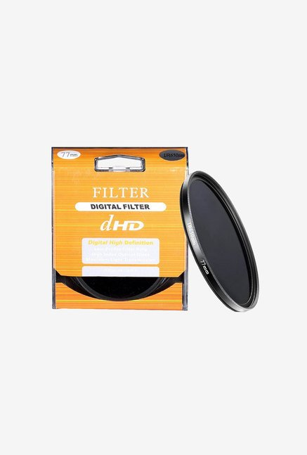 Neewer 77mm 650 Nm Optical Grade Infra-Red Filter (Black)