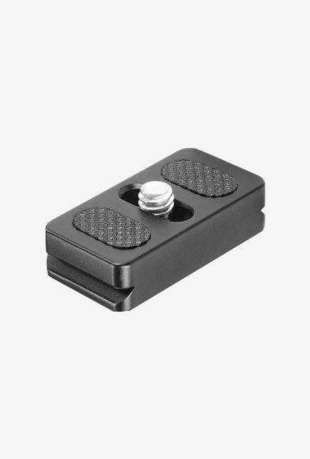 Neewer Fp-20 Mini Black Quick Release Plate (Black)