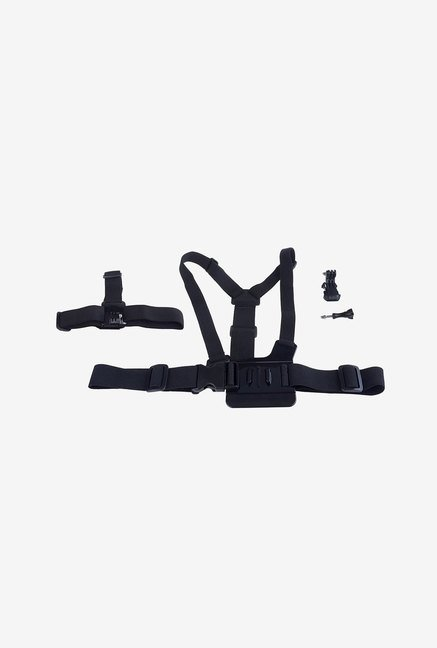 Neewer Strap Mount Harness with J Hook Strap Adapter (Black)