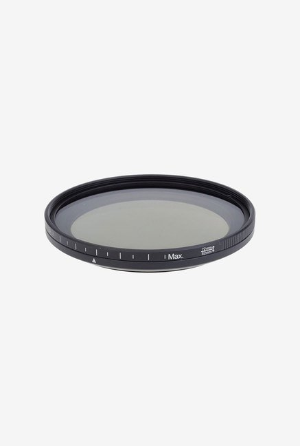 Neewerr 62Mm Slim Adjustable Fader Neutral Density Nd Filter