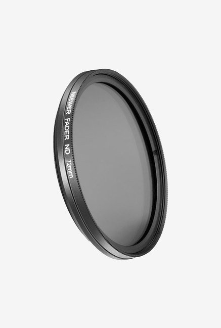 Neewerr 72mm Variable ND Filter ND2 to ND400