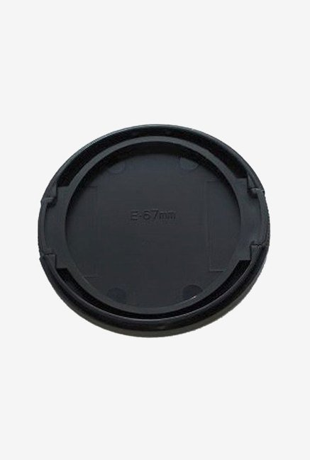 Neewer Lens Cap for 67mm Camera Lens (Black)