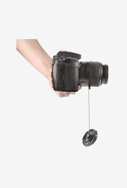 Neewer Lens Cap Keeper Holder (Black)