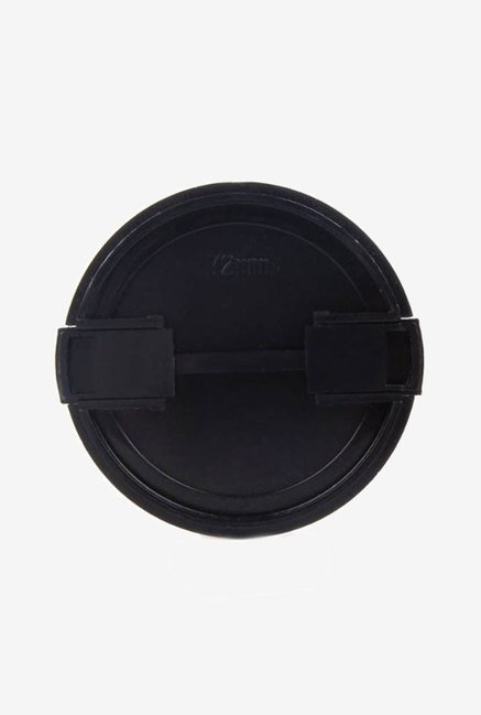 Neewer Lens Cap for 72mm Camera Lens (Black)